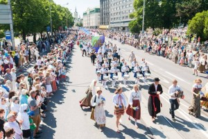 The joint procession 2014
